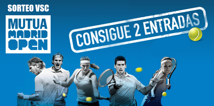 Sorteo MUTUA MADRID OPEN