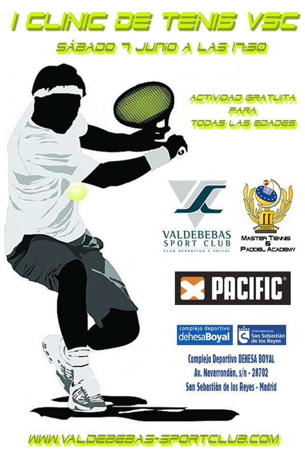 I Clinic de Tenis VSC