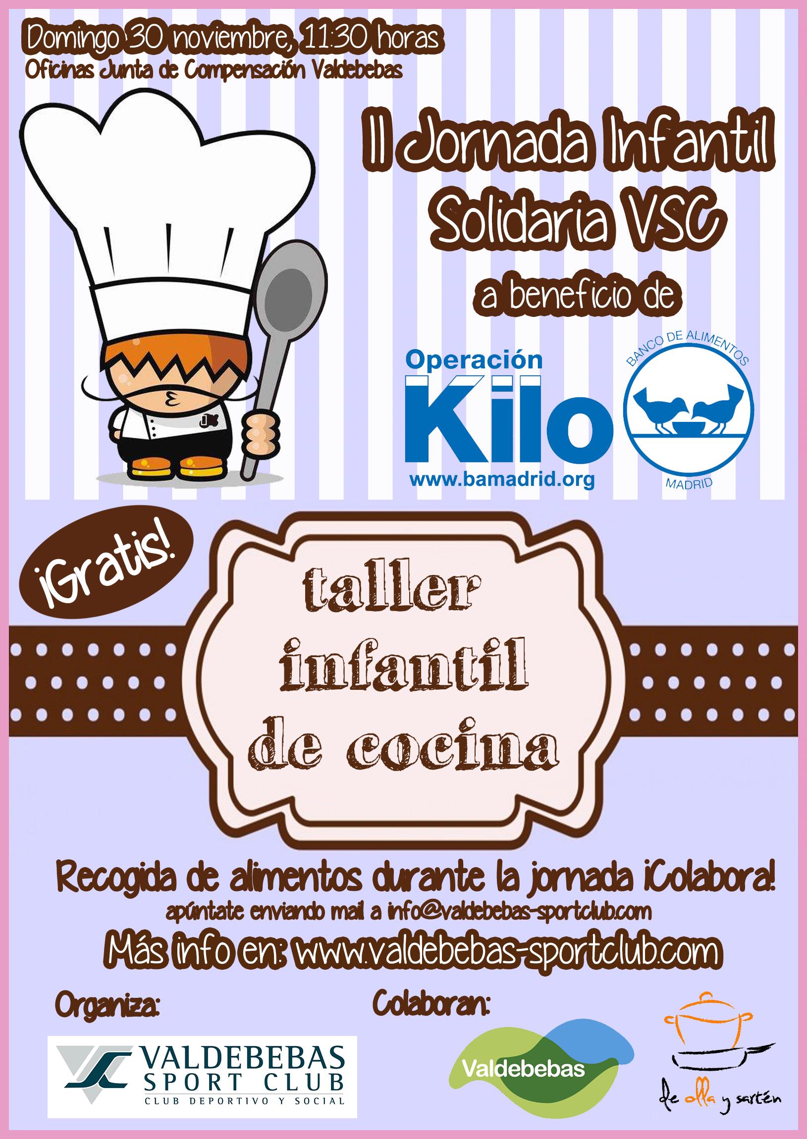 Taller Cocina VSC