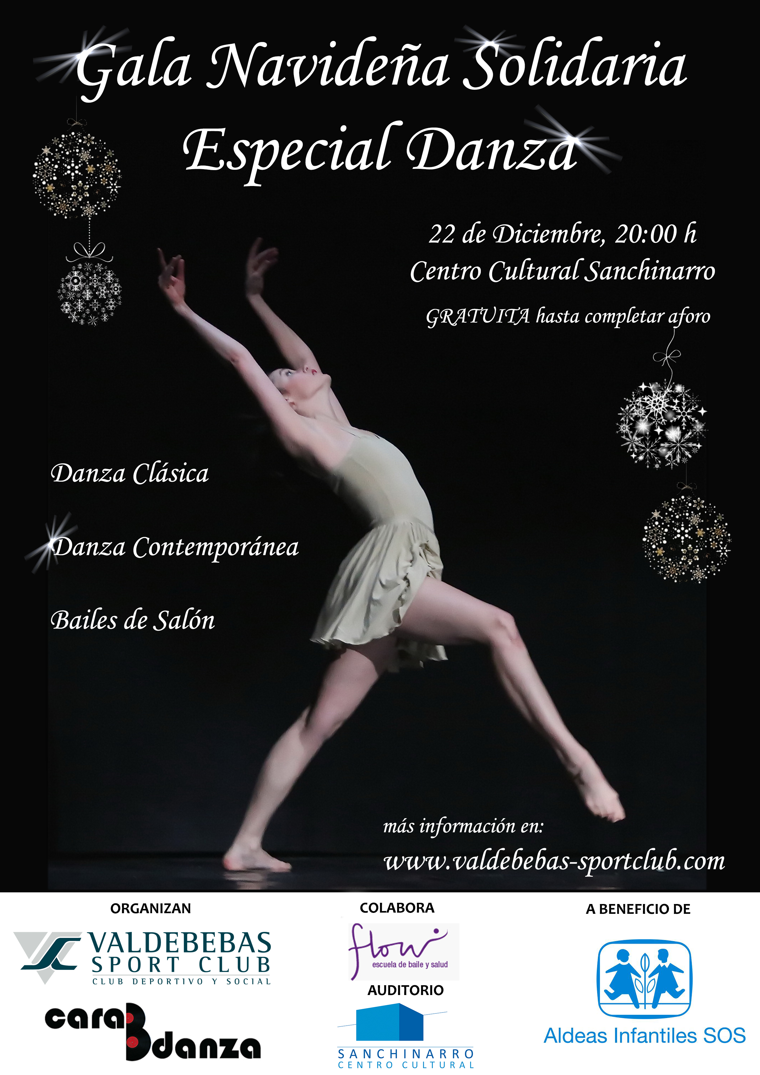 cartel_danza gala navidad