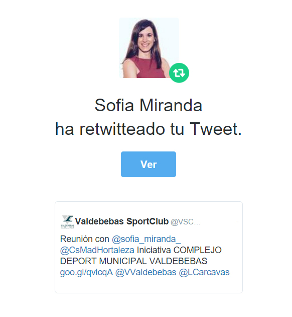 Sofía Miranda Concejala C's